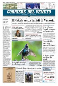 Corriere del Veneto Padova e Rovigo – 21 dicembre 2019