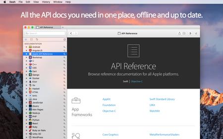 Dash 4.0.3 Mac OS X