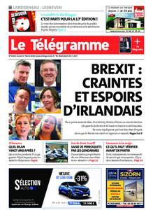 Le Télégramme Landerneau - Lesneven – 01 février 2020