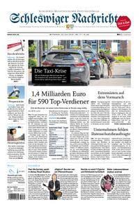 Schleswiger Nachrichten - 25. Juli 2018