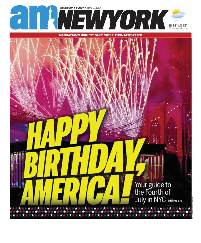 AM New York - July 03, 2019