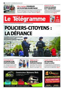 Le Télégramme Ouest Cornouaille – 23 novembre 2020