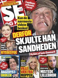 SE og HØR – 10. oktober 2018