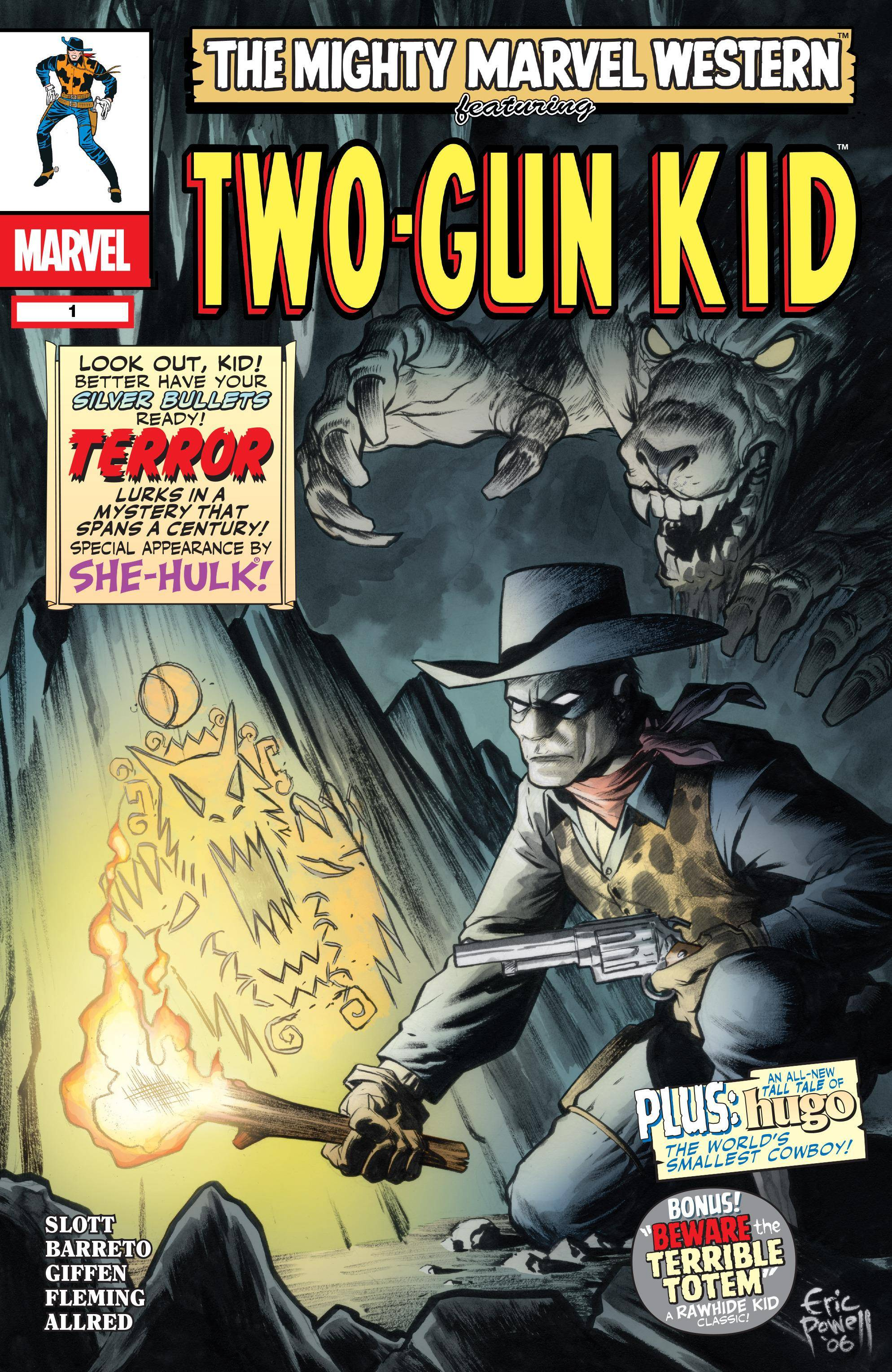 Marvel Westerns Two-Gun Kid (2006) (Digital) (Shadowcat-Empire
