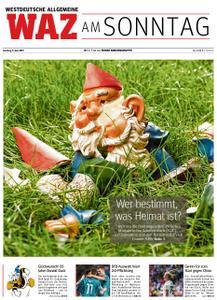 WAZ Westdeutsche Allgemeine Zeitung Sonntagsausgabe - 09. Juni 2019
