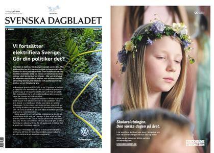 Svenska Dagbladet – 03 juli 2018