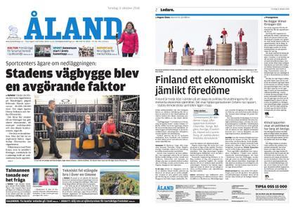 Ålandstidningen – 11 oktober 2018