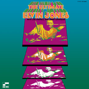 Elvin Jones - The Ultimate (1968/2015) [Official Digital Download 24-bit/96 kHz]