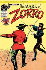 The Mark of Zorro 001 2019 digital Son of Ultron