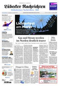 Lübecker Nachrichten Ostholstein Süd - 24. November 2018