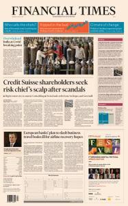 Financial Times Asia - April 26, 2021