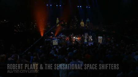 Robert Plant & the Sensational Space Shifters - Austin City Limits (2016) [HDTV 1080i]