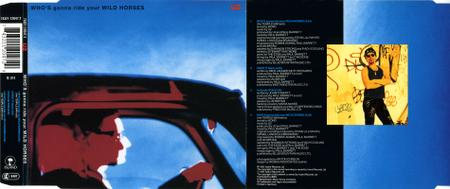 U2: Singles Collection. Part 02 (1991 - 1995)