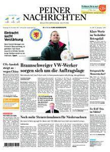 Peiner Nachrichten - 14. November 2017