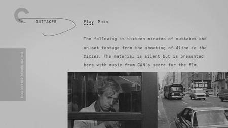 Wim Wenders: The Road Trilogy (1974-1976) [Criterion Collection]