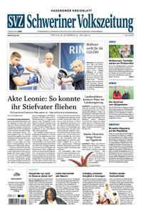 Schweriner Volkszeitung Hagenower Kreisblatt - 25. Oktober 2019