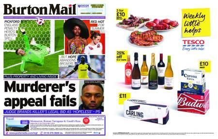 Burton Mail – July 05, 2018