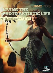 Living The Photo Artistic Life - April 2020