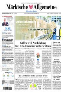 Märkische Allgemeine Fläming Echo - 18. Dezember 2018