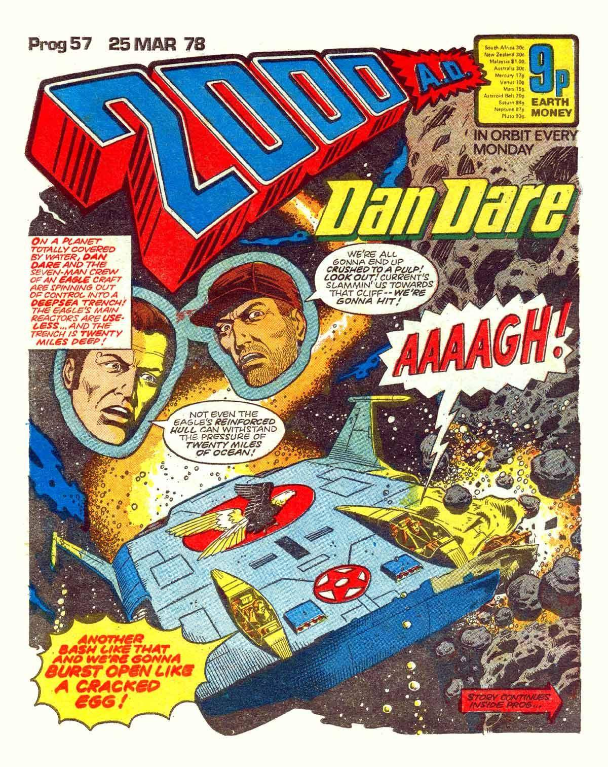 2000AD the Black and White Years [68 of 96] 2000AD 0057