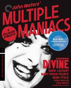 Multiple Maniacs (1970) [The Criterion Collection]