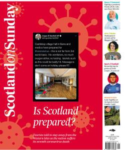The Scotsman - 22 March 2020
