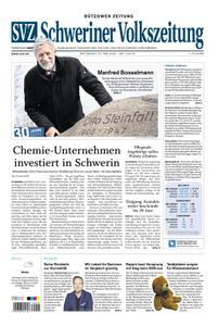 Schweriner Volkszeitung Bützower Zeitung - 27. Mai 2020