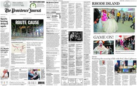 The Providence Journal – November 03, 2018