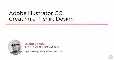Illustrator CC Creating a T-shirt Design