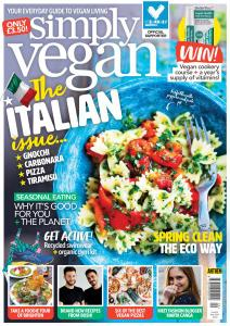 Simply Vegan - Issue 12 - May 2019