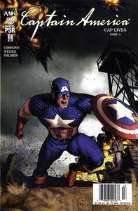 Captain America C2CE - Captain America V4 [20 of 32] Captain America V4 020 2003 c2ce-dcp cbr