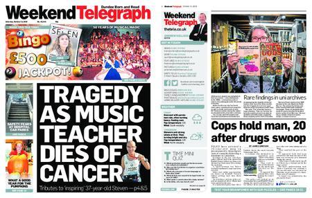 Evening Telegraph First Edition – October 13, 2018