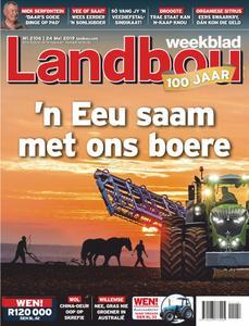 Landbouweekblad - 24 Mei 2019