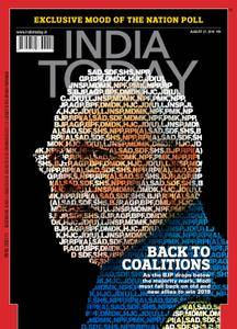 India Today - August 27, 2018