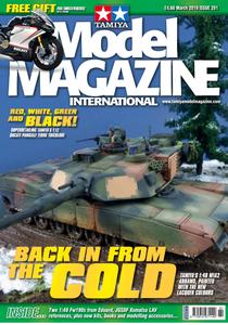 Tamiya Model Magazine International - March 2019