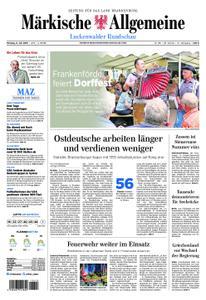 Märkische Allgemeine Luckenwalder Rundschau - 08. Juli 2019