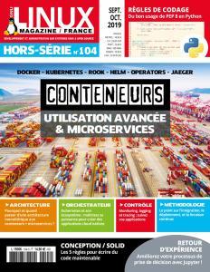 Linux Magazine Hors-Série - Septembre-Octobre 2019