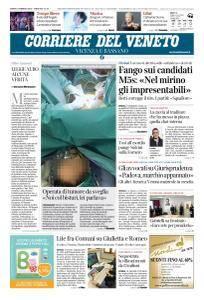 Corriere del Veneto Vicenza e Bassano - 3 Febbraio 2018