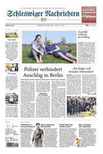 Schleswiger Nachrichten - 09. April 2018