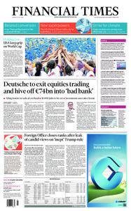 Financial Times UK – July 08, 2019