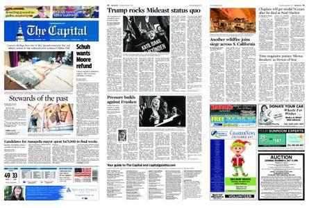 The Capital – December 07, 2017