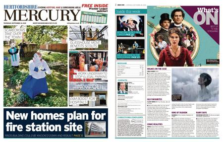 Hertfordshire Mercury – September 24, 2020