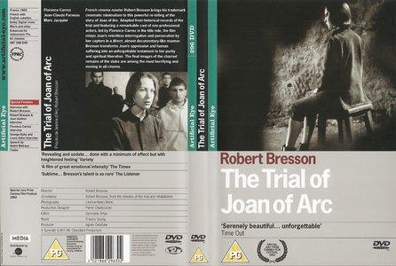 Procès de Jeanne d'Arc (1962) [Artificial Eye #296 DVD] [Re-UP]