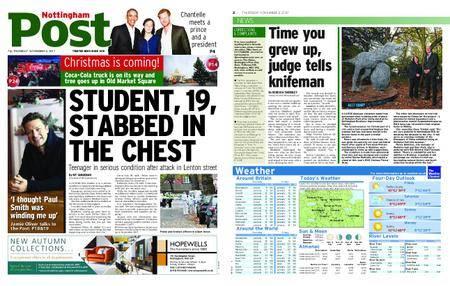 Nottingham Post – November 02, 2017
