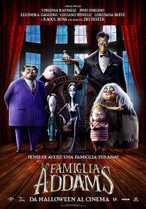 La Famiglia Addams / The Addams Family (2019)