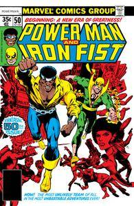 Bronze Age Baby -Power Man  Iron Fist 050 1978 Digital