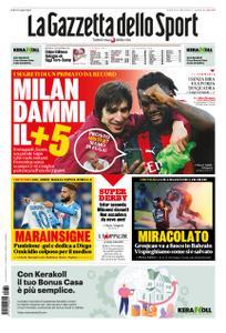 La Gazzetta dello Sport – 30 novembre 2020