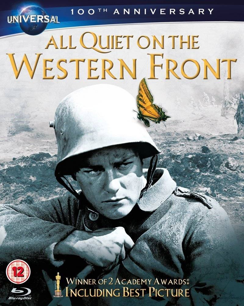 All Quiet on the Western Front (1930) [Restored]