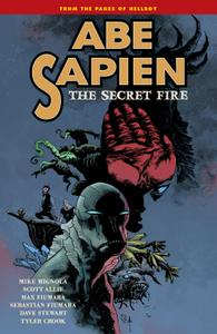 Abe Sapien v07 - The Secret Fire (2016) (issues 24-26, 28-29 and 31