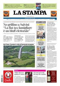 La Stampa Imperia e Sanremo - 18 Marzo 2019